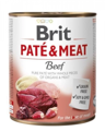 Brit Pate & Meat Beef Wołowina 800g