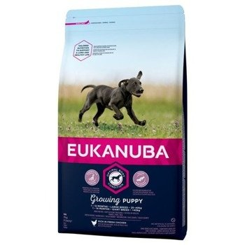 Eukanuba Growing Puppy Large & Giant Breed 15kg